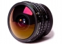 Peleng 8mm f3.5 Fisheye Lens for M42 mount  + 3 Filters