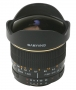 Samyang 8mm F3.5 Fisheye Lens for Canon EOS
