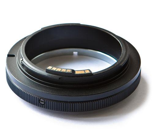 Canon FD - EOS AF Lens adapter | AF Lens Adapters | peleng8 com