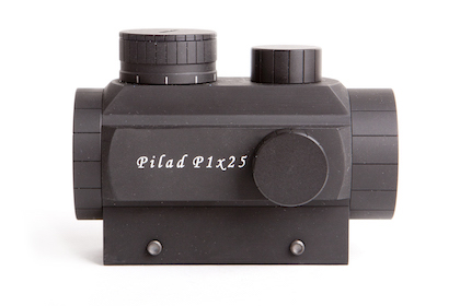 Pilad P1x20 Weaver VOMZ // Shvabe Russian Red Dot Scope Collimator Sight 3 MOA